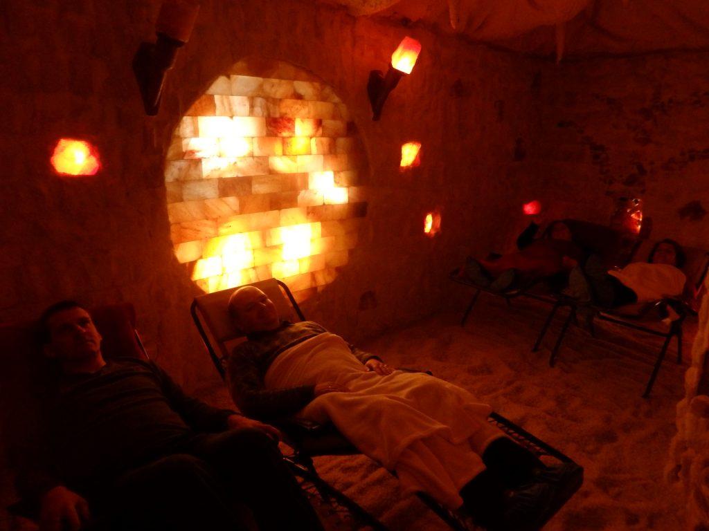 Dom sv. Júdu Tadeáša – relaxovali sme v soľnej jaskyni  f0cd08f8706