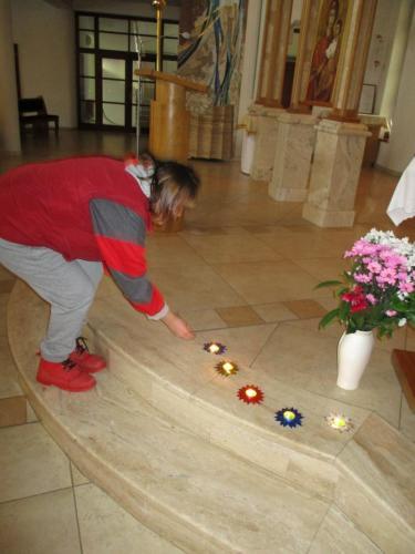 Spojili sme sa v modlitbách za obete obchodovania (3)