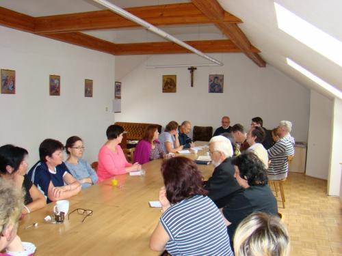 V Stropkove sme sa duchovne posilnili a stíšili (2)