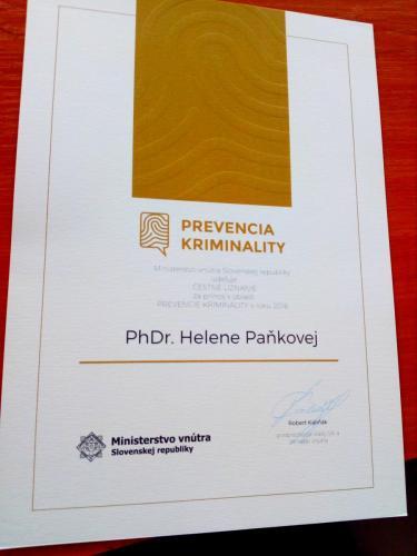 2017-10 - Ocenenie Prevencia kriminality (4)