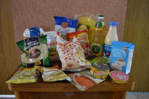 Ukrajina zbierka potravín 2016 (1)
