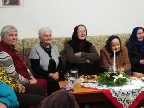 Vôňa Vianoc v našom zariadení pre seniorov (4)